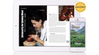 Tea Journey magazine kickstarter imagel