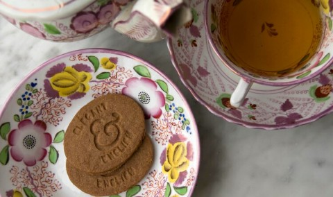 Elegant and English Tea biscuits