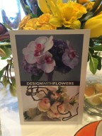 Rengstorff House Annual Spring Tea floral arrangments by Design With Flowers and Ralston's Flowers.