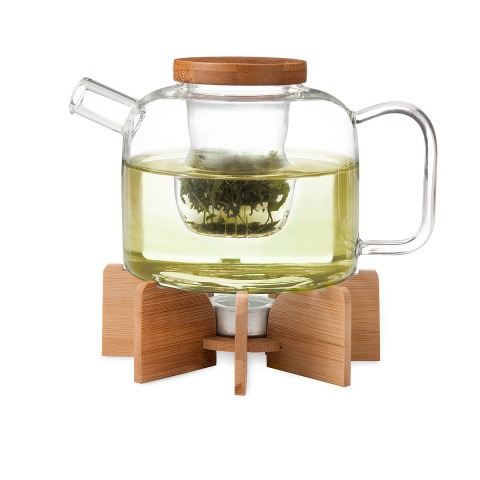 teapot with infuser tea gift ideas